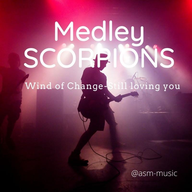 Medley Scorpions